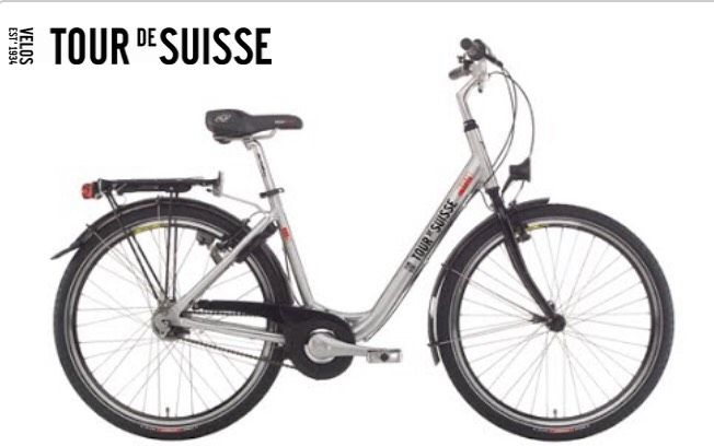 Tour de Suisse Rent a Bike Comfort